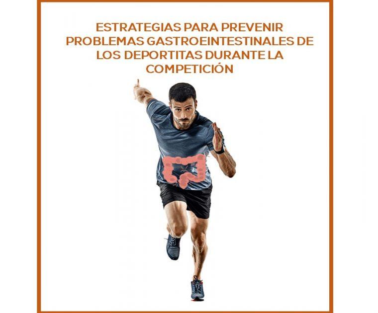 Problemas gastrointestinales durante el deporte